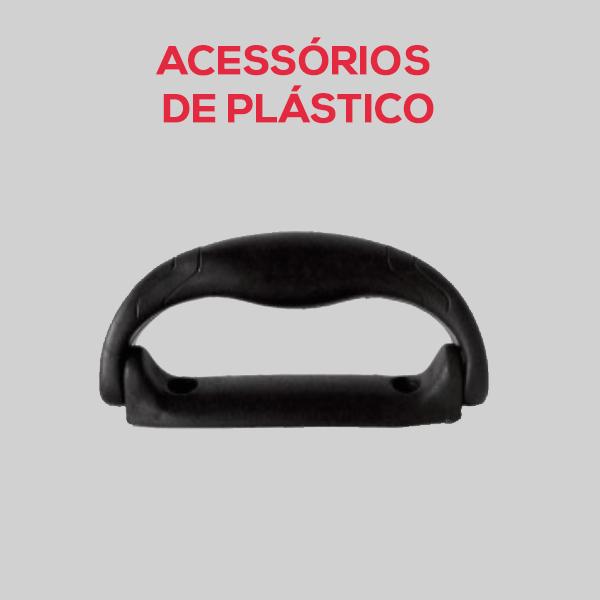 Acessórios de plástico