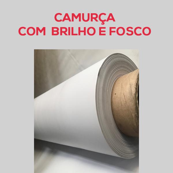 Camurça Brilho & Fosco