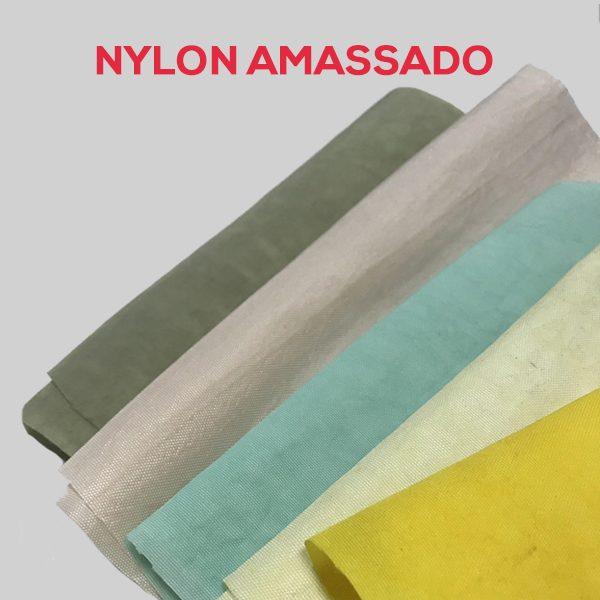 Nylon Amassado]