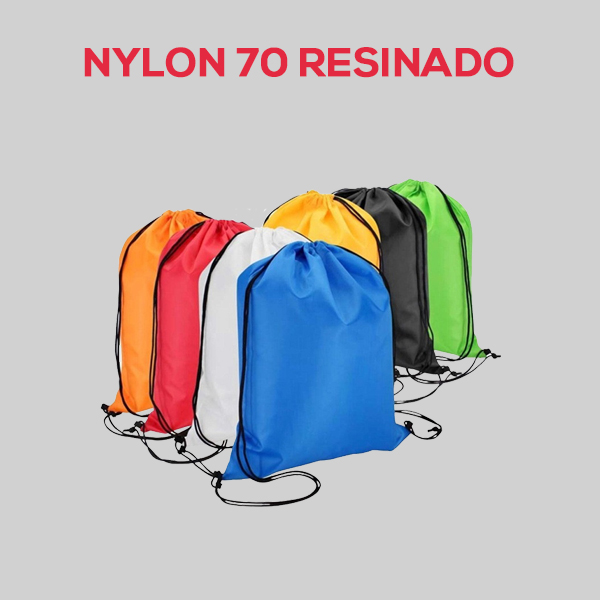 Nylon 70 resinado